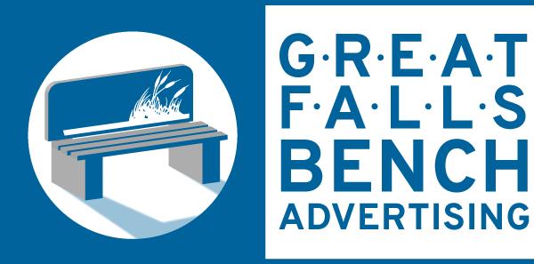 Great Falls Bench Advertising