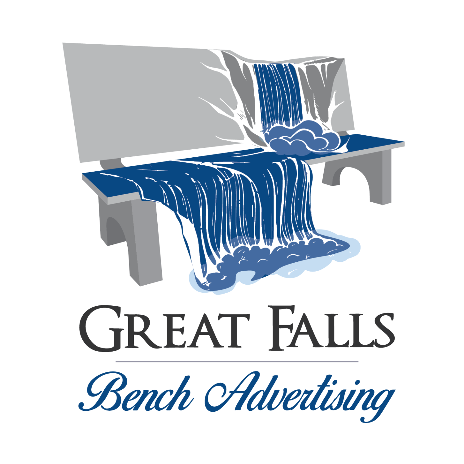 Great Falls Bench Advertising